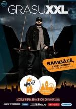 Concert Grasu XXL la Berăria H din Bucureşti
