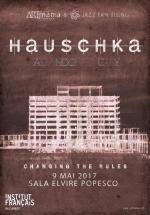 Concert Hauschka la Cinema Elvire Popesco din Bucureşti