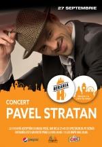 Concert Pavel Stratan la Berăria H din Bucureşti