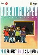 Concert Robert Glasper Experiment la Sala Radio din Bucureşti şi la Auditorium Maximum din Cluj-Napoca
