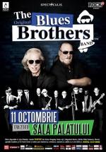 """Concert The """"Original"""" Blues Brothers Band la Sala Palatului din Bucureşti"""