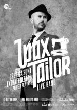 Wax Tailor LIVE band la Terra Events Hall din Bucureşti – AMÂNAT