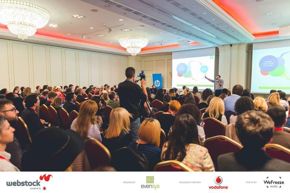 Conferinţele Webstock 2016