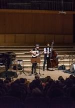 RECENZIE: Frumuseţea contrastelor în jazz, explicată de Dhafer Youssef la Sala Radio din Bucureşti