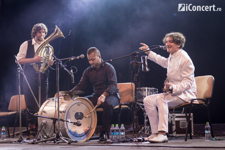 Goran Bregović şi Wedding and Funeral Orchestra în concert la Bucureşti - Foto: Florin Matincă / iConcert.ro