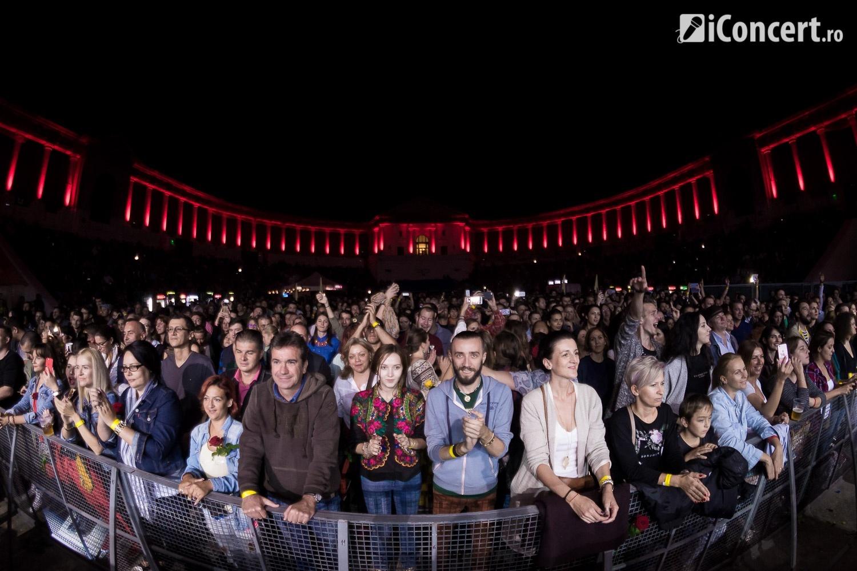 Publicul preznet la concetului lui Goran Bregović de la Bucureşti - Foto: Florin Matincă / iConcert.ro