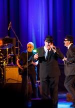 """FOTO: The """"Original"""" Blues Brothers Band la Sala Palatului din Bucureşti"""