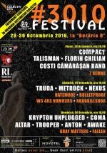 #3010 Festival la Berăria H din Bucureşti