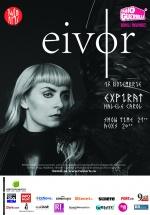 Concert Eivør în club Expirat – Halele Carol din Bucureşti