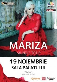 Concert Mariza la Sala Palatului din București