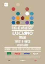 The Mission – 16 Years Anniversary la Sala Polivalentă din Bucureşti