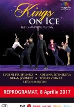 Kings On Ice la Sala Polivalentă din Bucureşti – AMÂNAT
