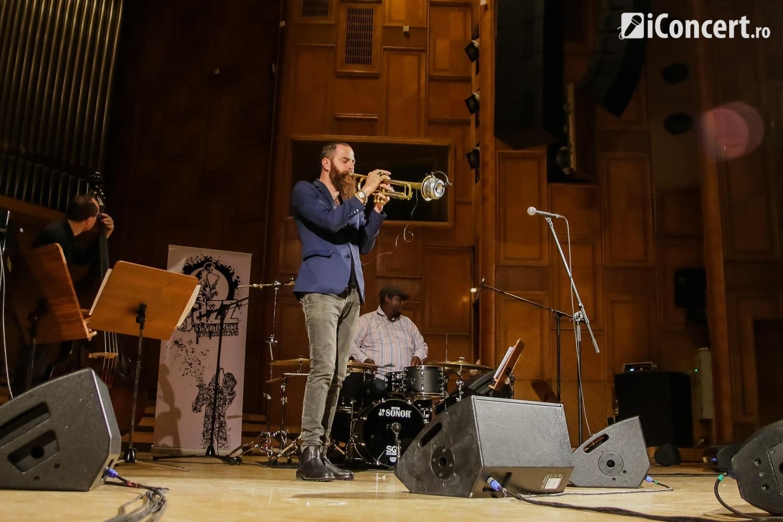 Avishai Cohen Quartet în concert la Sala Radio din Bucureşti - Foto: Vlad Pîrîu / iConcert.ro