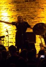 FOTO: Eivør în club Expirat – Halele Carol din Bucureşti