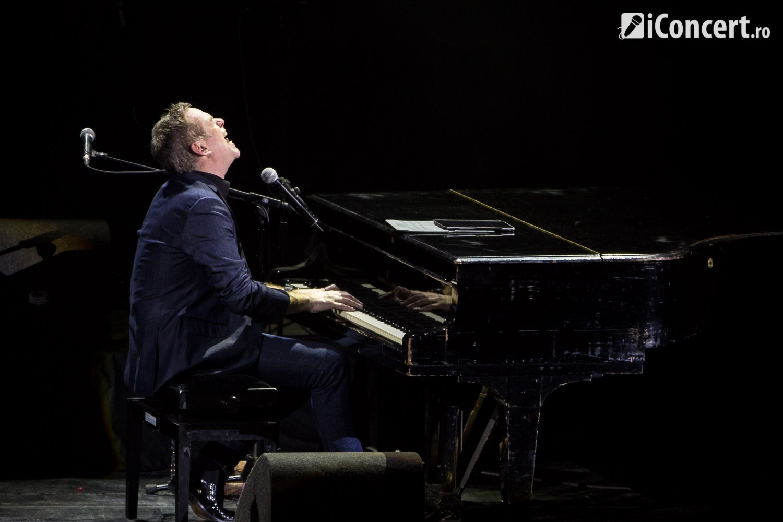 Recenzia concertului Garou de la Sala Palarului din Bucureşti - Foto: Daniel Robert Dinu / iConcert.ro