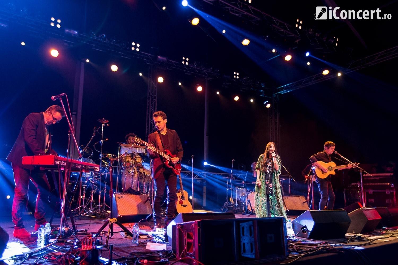 Recenzia concertului Hindi Zahra de la Bucureşti - Foto: Daniel Robert Dinu / iConcert.ro