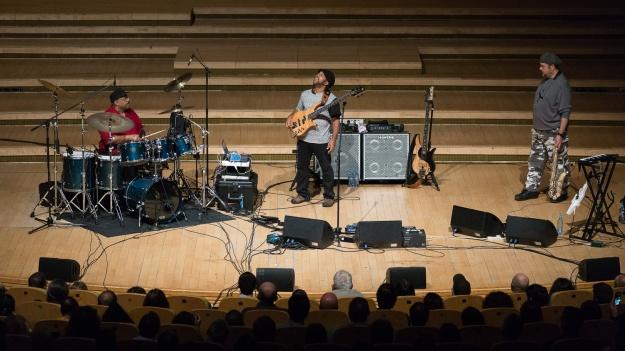 FOTO: Victor Wooten Band la Sala Radio din Bucureşti