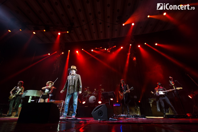 Zucchero în concert la Sala Palatului din Bucureşti - Foto: Daniel Robert Dinu / iConcert.ro
