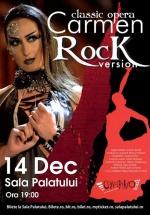 Carmen – Rock Version la Sala Palatului din Bucureşti