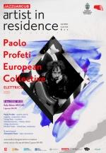 Concert Paolo Profeti European Collective la Hanul Gabroveni din Bucureşti