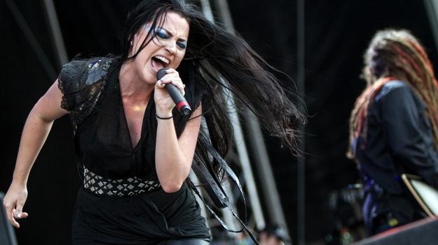 Formaţia Evanescence revine în concert în România, în iunie 2017
