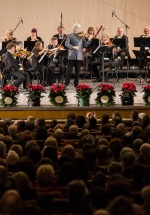 FOTO: Vienna Magic Christmas 2016 – Johann Strauss Ensemble la Sala Palatului din Bucureşti