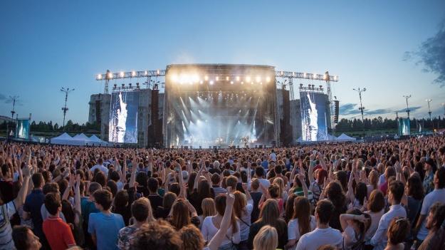 Retrospectiva concertelor anului 2016 în România