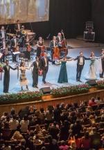 FOTO: Schoenbrunn Palace Orchestra Vienna 2016 la Sala Palatului din Bucureşti