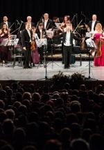FOTO: Vienna Classic Christmas 2016 – Strauss Festival Orchestra Vienna la Sala Palatului din Bucureşti