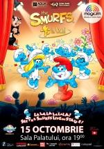 """""""Smurfs Live on Stage"""" la Sala Palatului din Bucureşti"""
