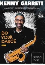 """Concert Kenny Garrett – """"Do Your Dance"""" la Casa de Cultură a Studenţilor din Cluj-Napoca"""