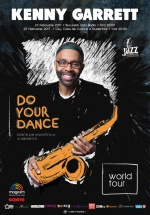 "Concert Kenny Garrett – ""Do Your Dance"" la Sala Radio din Bucureşti"