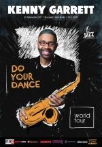 "Concert Kenny Garrett – ""Do Your Dance"" la Sala Radio din Bucureşti"