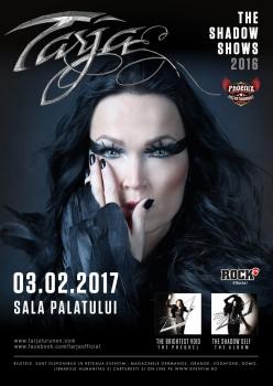 Concert Tarja Turunen la Sala Palatului din Bucureşti