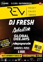 Rev Cluj 2017 la Sala Polivalentă din Cluj-Napoca