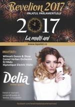 """Revelion 2017 """"Black and White"""" la Palatul Parlamentului din Bucureşti"""