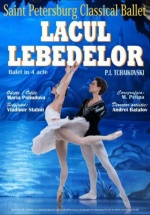 "Turneu ""Lacul lebedelor"" 2016 – Saint-Petersburg Classical Ballet of Andrey Batalov"