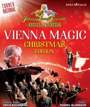 "Turneu ""Vienna Magic – Christmas Edition"" 2016 – Johann Strauss Ensemble"