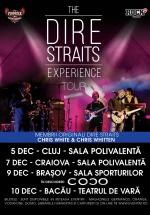Turneu The Dire Straits Experience la Cluj-Napoca, Craiova, Braşov şi Bacău