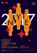 The Fresh NYE Party 2017 la TERRA Events Hall din Bucureşti