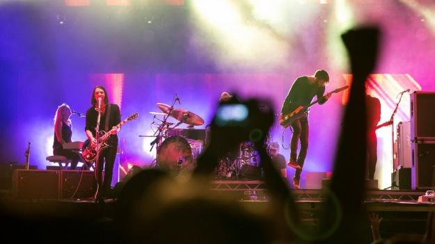 Placebo aniversează 20 de ani printr-un concert la Bucureşti, în iunie 2017