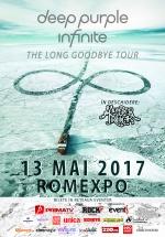 Concert Deep Purple la Romexpo din Bucureşti