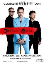 Concert Depeche Mode la Cluj Arena din Cluj-Napoca