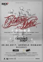 Concert Parkway Drive la Arenele Romane din Bucureşti