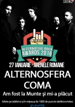 METALHEAD Alternative Rock Awards 2016 la Arenele Romane din Bucureşti