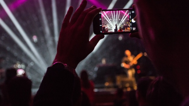 60 de fotografii memorabile din concertele anului 2016 în România