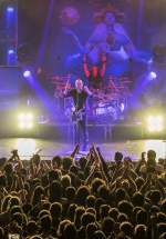 FOTO: The Devin Townsend Project la Barba Negra din Budapesta