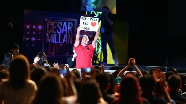 CONCURS: Câştigă invitaţii la show-ul lui Cesar Millan de la Bucureşti