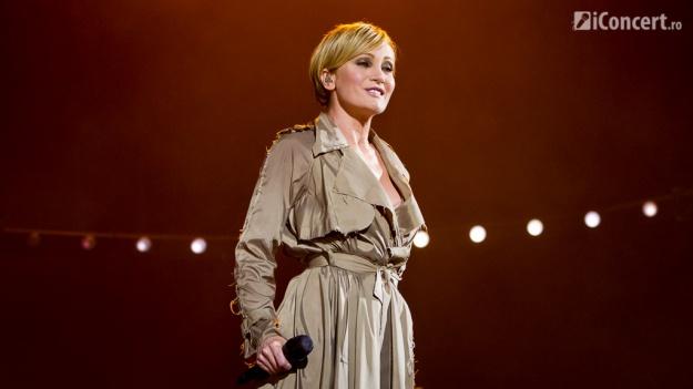 Patricia Kaas revine în România cu două concerte, în iunie 2017