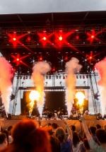 Aproape 100 de artişti români concertează la Electric Castle 2017